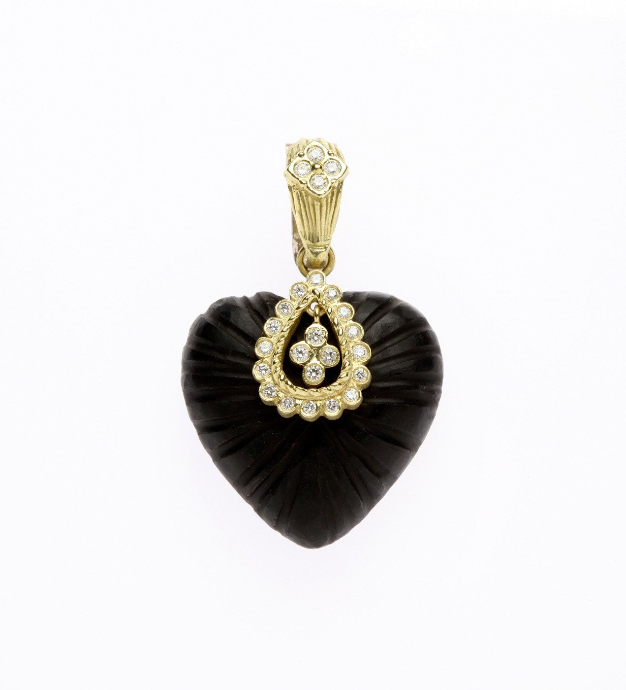 Pin by tommy jordan on onyx pinterest for sale on special cut frosted onyx heart with gold and diamonds clasped on gold and leather necklace frosted heart shape black onyx with gold aloadofball Choice Image
