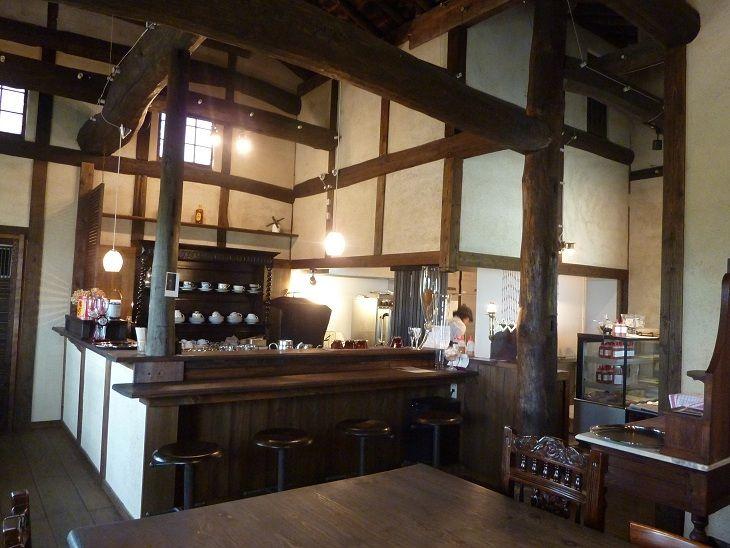 1280705155 | 古民家 | モダンホームデザイン、古民家カフェ、和 ...