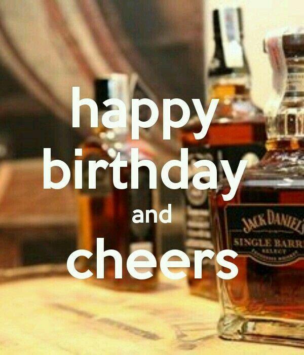 Happy Birthday And Cheers Verjaardagswensen Verjaardagskaart