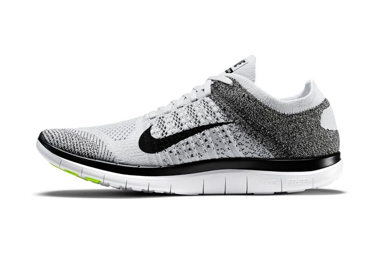 Nike Free 4.0 Flyknit 2015 - Womens Espadrilles Blanches nouvelle marque unisexe RgTyVsC6