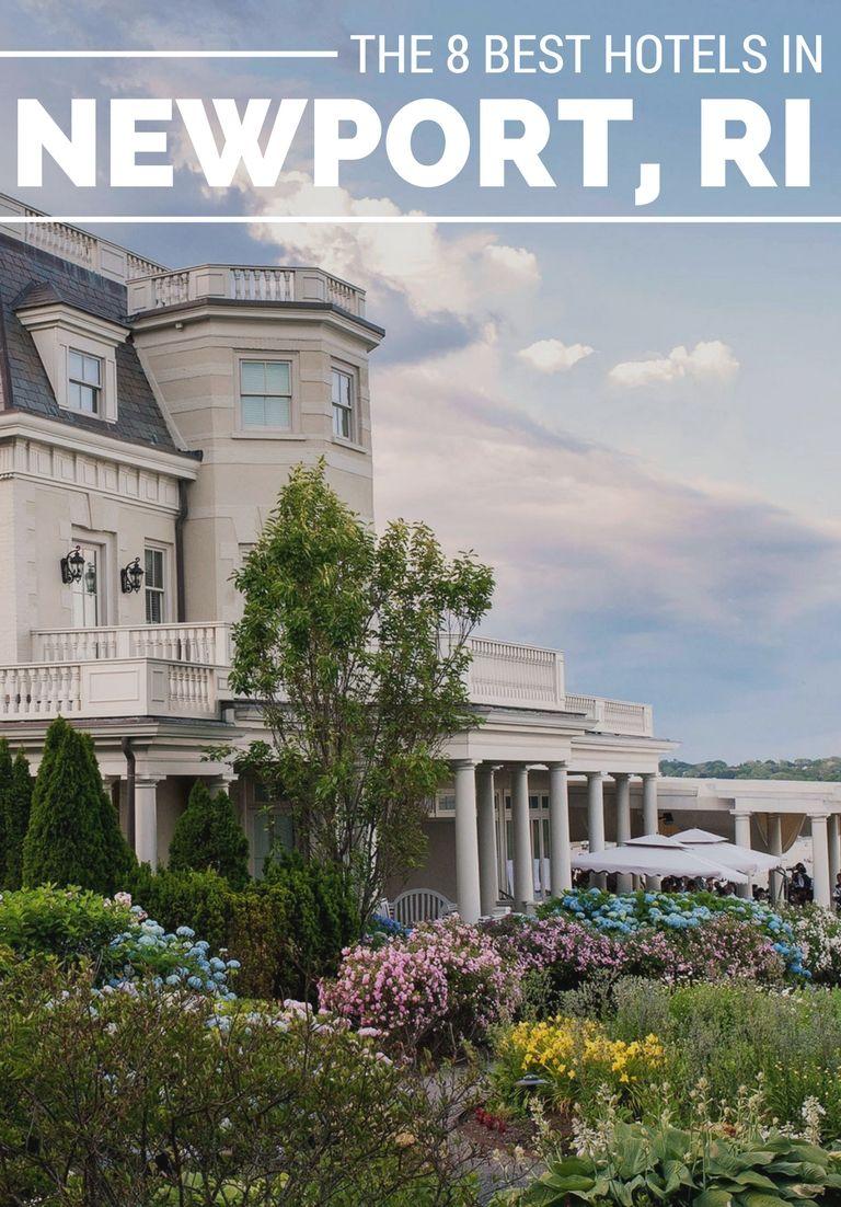 The 8 Best Hotels In Newport Rhode Island