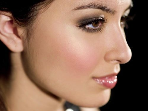 no eyeshadow under eyes; smoky natural | Makeup to Try | Pinterest ...