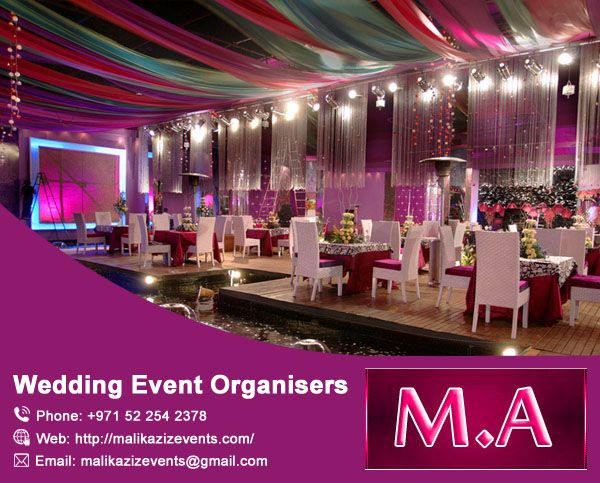 We are UAE based #Event #Organizers and Corporate Management Company. Enjoy our first class wedding service and world-class event planning. http://bit.ly/2z96qGf