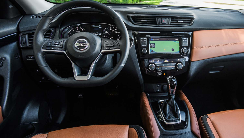 2018 Nissan Rogue Interior News Cars Report Pinterest Nissan