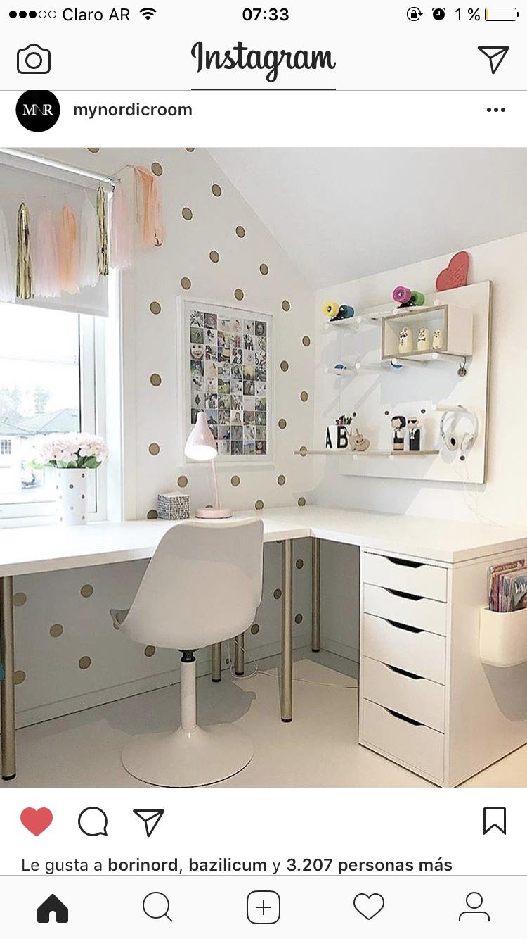 Schreibtisch Kinderzimmer Teen Room Decor Ideas Kinderzimmer Schreibtisch #teenroomdecor