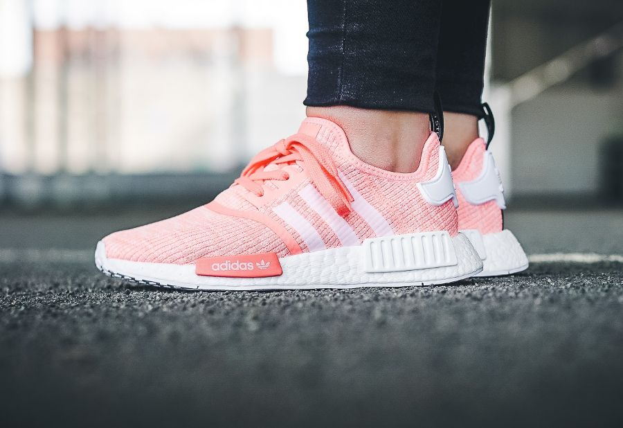 adidas Originals Nmd R1 Baskets Rose