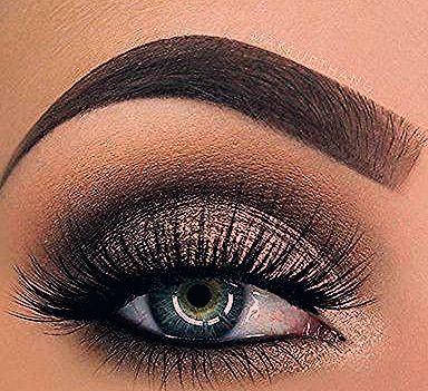 Photo of Full Shine Ten Pairs False Eyelashes Eye Makeup Long False Lashes Sparse Fashion    eBay