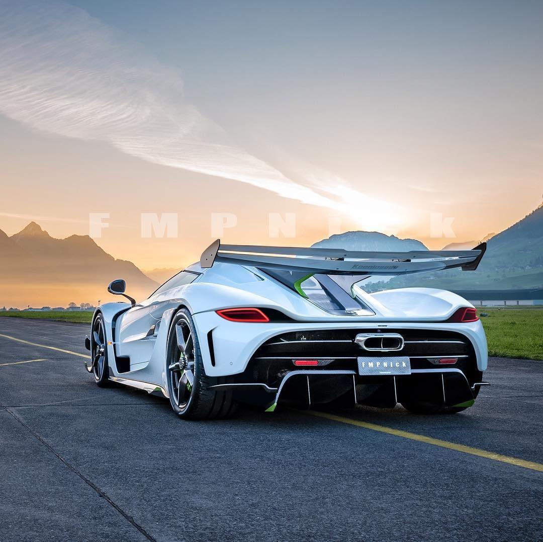 """New Koenigsegg Jesko: Nicolas Proulx On Instagram: """"The FMP Jesko 👀🏁 Would You"""