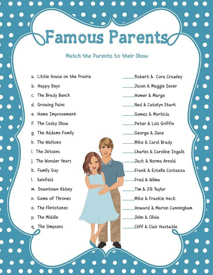 baby shower game mom or dad features-#baby #shower #game #mom #or #dad #features Please Click Link To Find More Reference,,, ENJOY!!