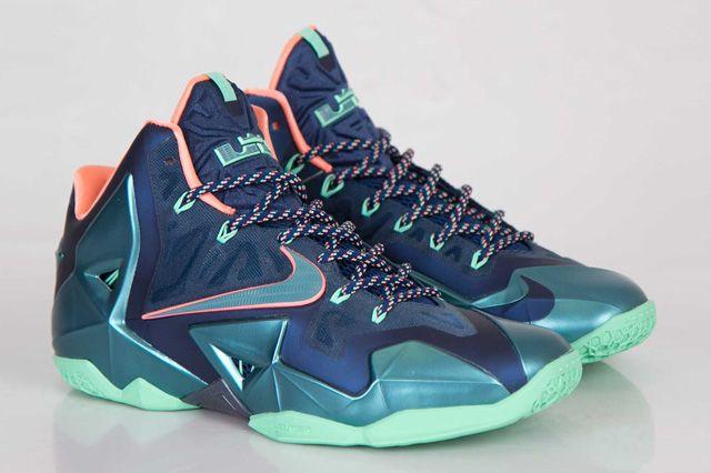 promo code 57cd3 a675e NIKE LEBRON 11 (AKRON VS. MIAMI)   Sneaker Freaker