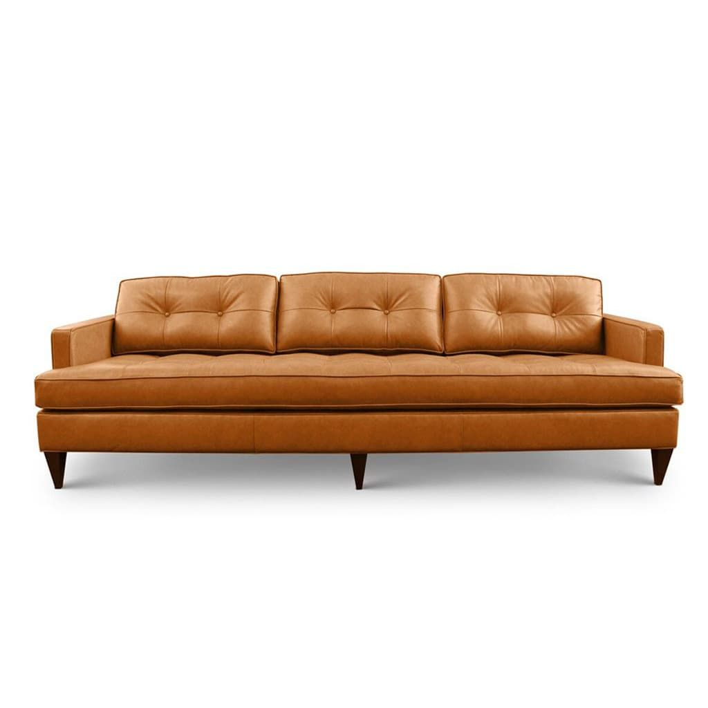 The Best Sleeper Sofas And Sofa Beds Modern Leather Sofa Mid