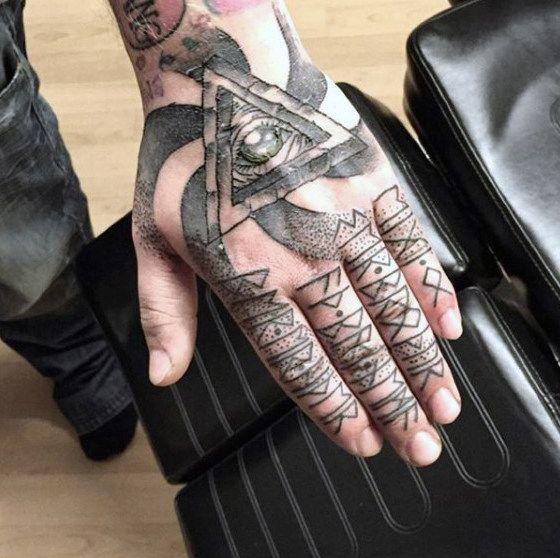 75 Finger Tattoos For Men Manly Design Ideas Ink