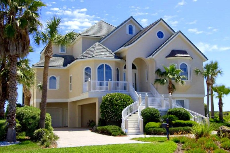House Vacation Rental In St Augustine Beach Vacation Homes In Florida House Rental Vacation Home