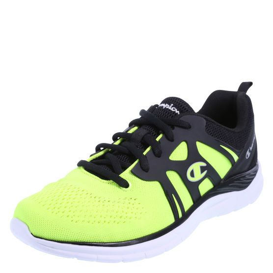 467cc6641feb7 Lace up the Exhilarate Runner from Champion and enjoy Power Flex Technology.
