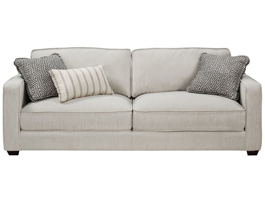 Slumberland miles collection pearl sofa living rooms - Slumberland living room furniture ...
