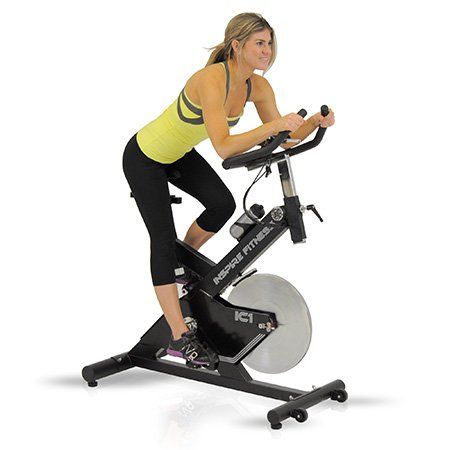Inspire Fitness Ic1 Indoor Cycle Exercise Bike Reviews And