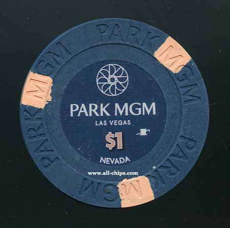 Former Mandalay Bay is now Called Park MGM You can get one here #LasVegasCasinoChipOfTheDay…