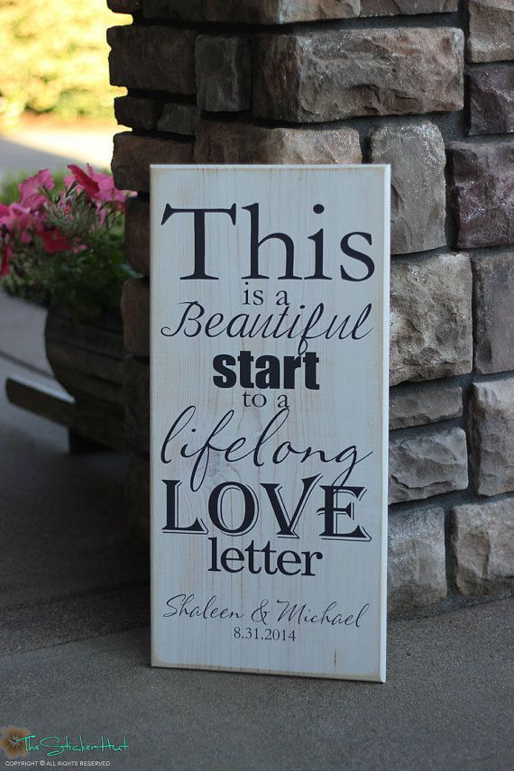 Most Popular Wedding Decor Quotes And Sayings