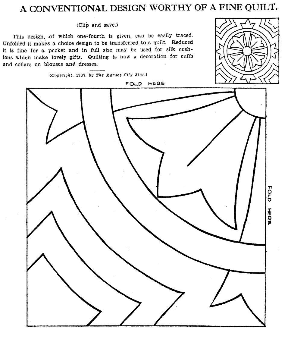 Hand Quilting Patterns Best Decorating Ideas