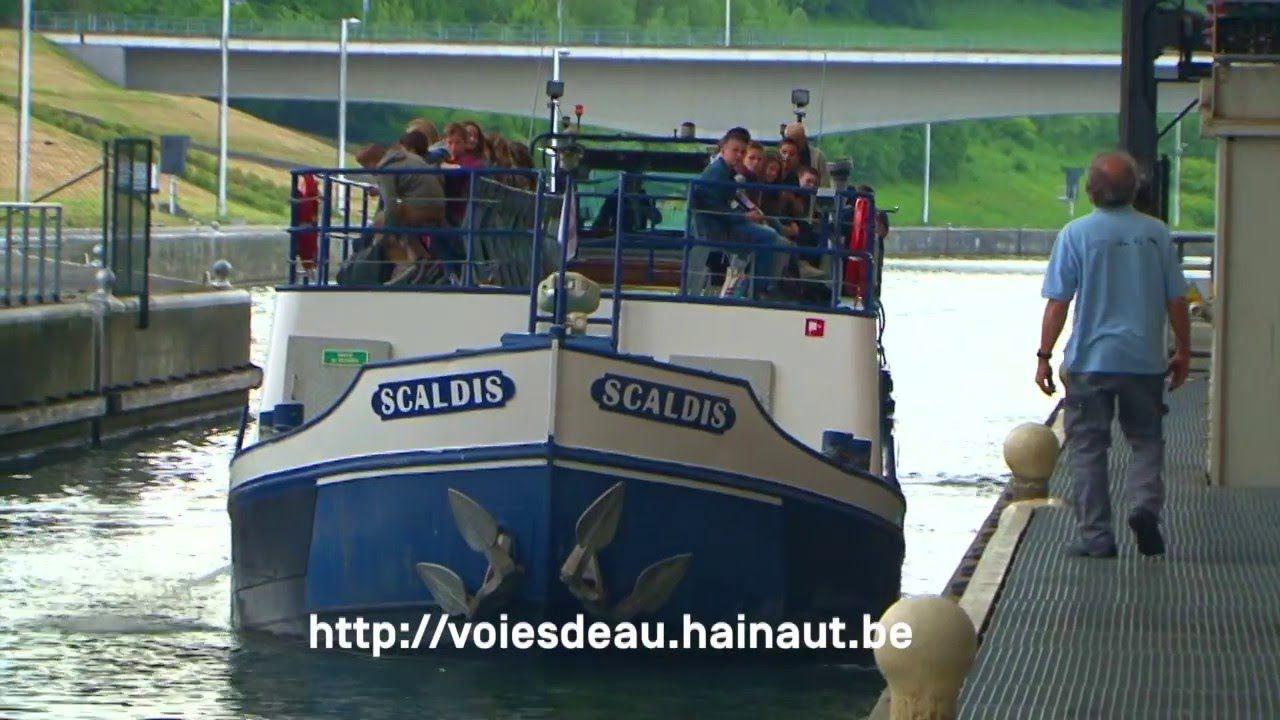 Voies d'Eau du Hainaut