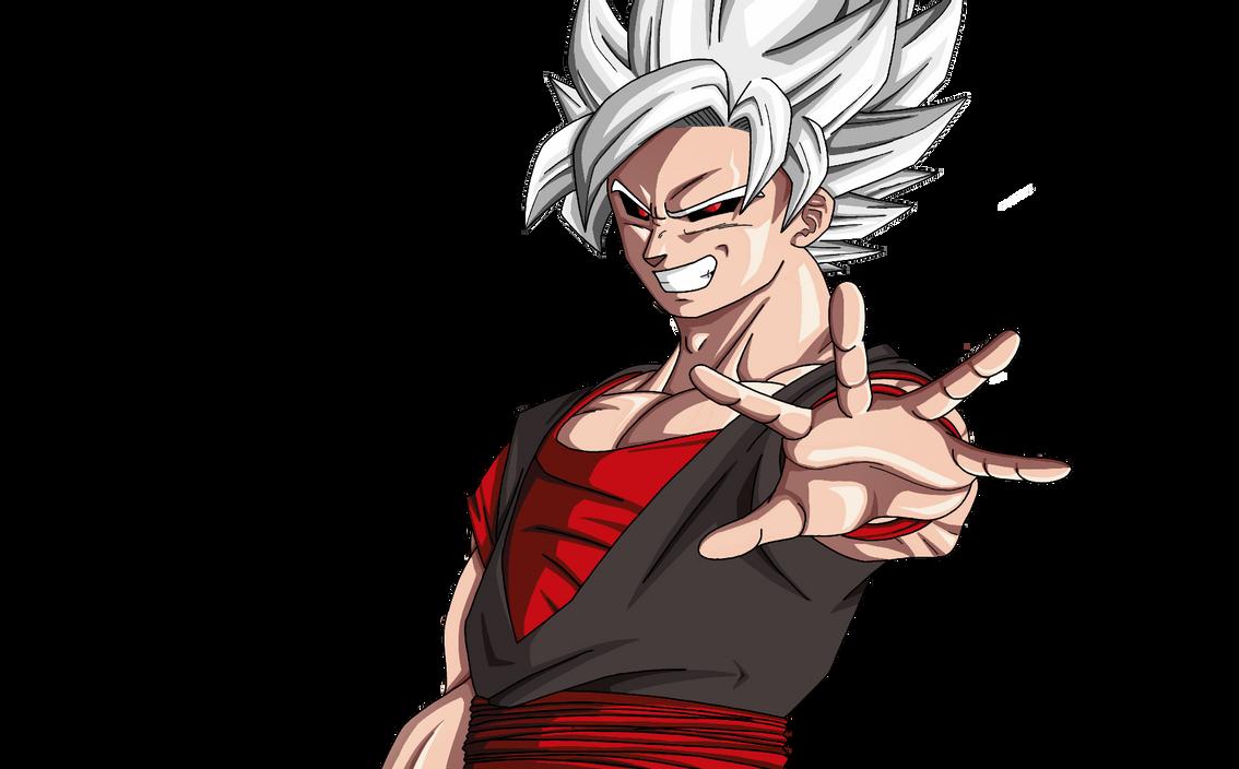 The Evil Omni God Legendary Super Saiyan By Evilgokkucrack577 On Deviantart In 2021 Evil Goku Super Saiyan Saiyan