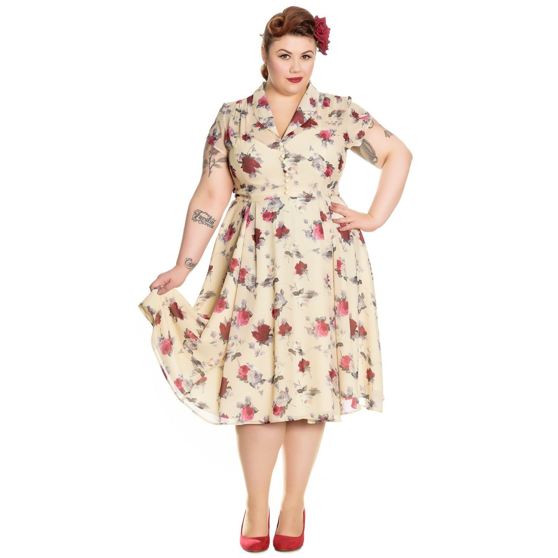 Vintage Style 1940s Plus Size Dresses Dresses Plus Size Dresses Plus Size Fashion Tips