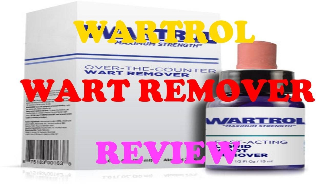 Wartrol Wart Remover Review You Need To See Wart Treatment Best