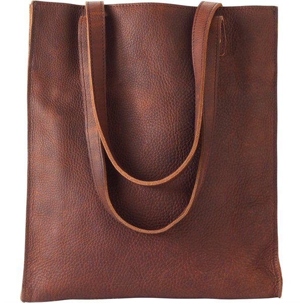 d9bc6451879bc4 Women's Lifetime Leather Everyday Tote | great bags | Bags, Leather ...