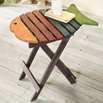 Accent Furniture - Folding Fish Table