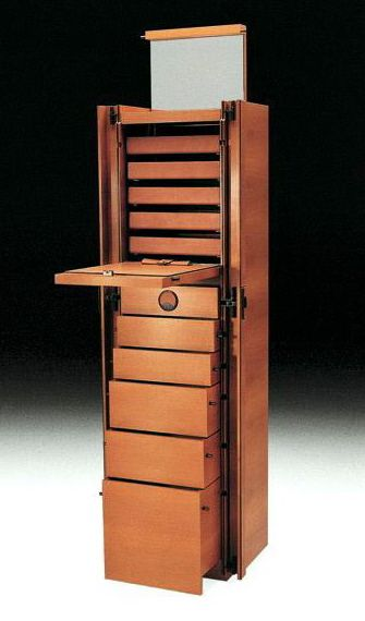 Perfect El Coleccionista Vertical Chest / Jewelry Cabinet From Tresserra