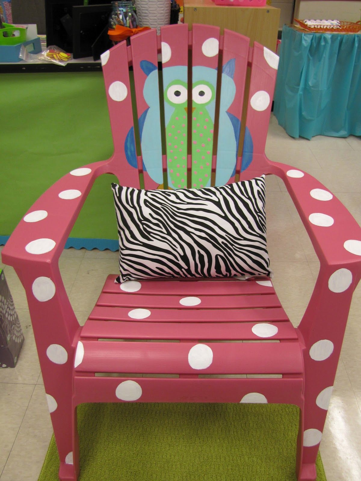 Owl Chair For Kids Leather Swivel Recliner And Ottoman Love This Decorate A Cheap Lawn I Think