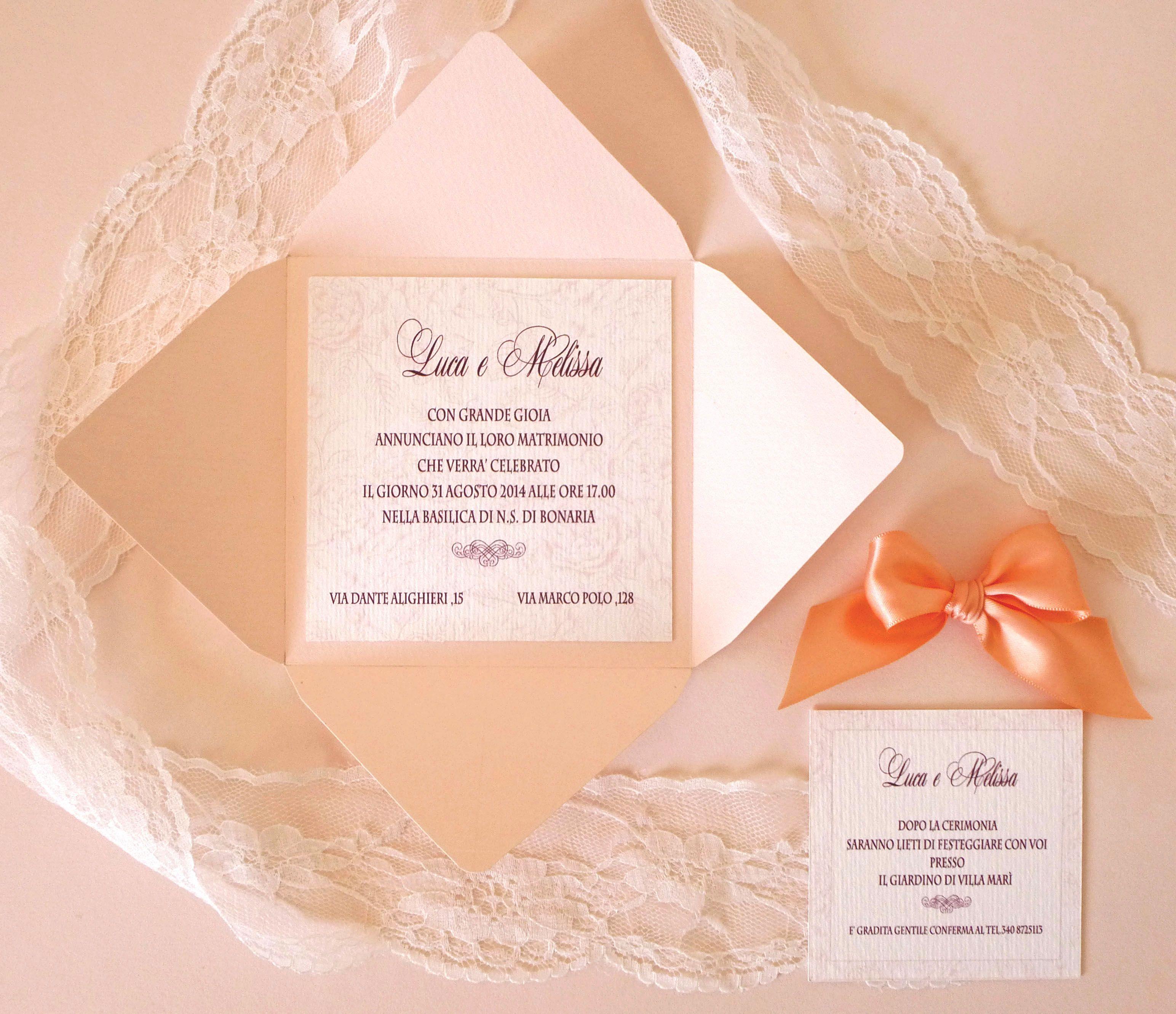 WEDDING INVITATIONS HANDMADE BY LOVE PAPER WEDDING
