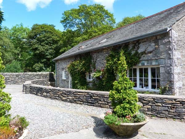 Bull Pen Hawkshead Cumbria and The Lake District England Sleeps