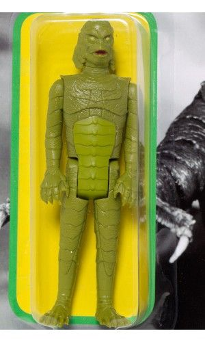 REACTION: UNIVERSAL MONSTERS ACTION FIGURE - CREATURE