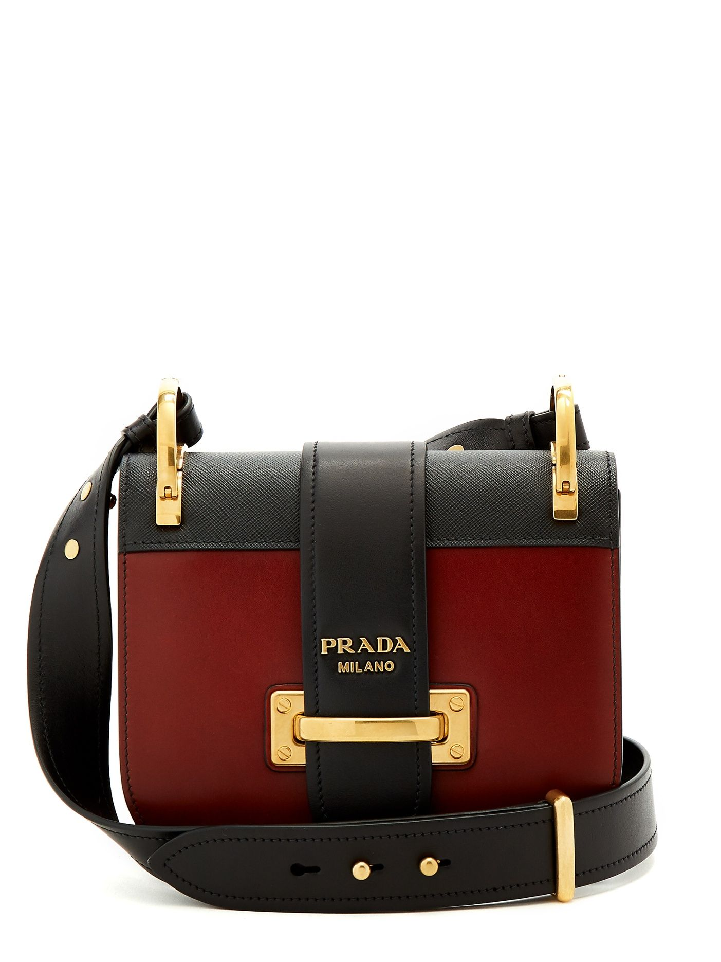 443735807503 Click here to buy Prada Pionnière leather cross-body bag at  MATCHESFASHION.COM