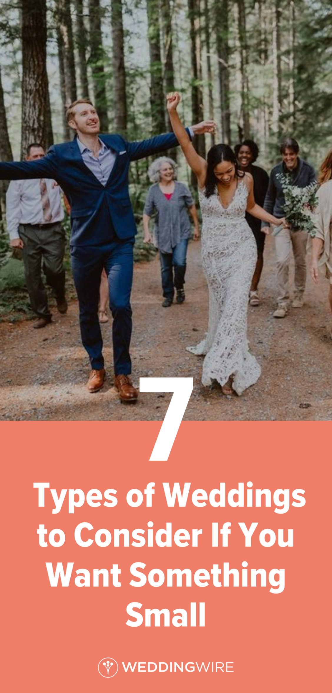 7 Types of Weddings to Consider If You Want Something
