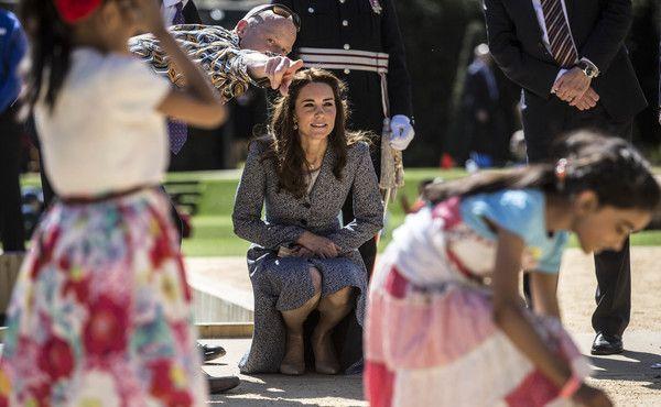 Kate Middleton Photos Photos: The Duchess of Cambridge Will Open The Magic Garden at Hampton Court Palace,  #Cambridge #Court #Duchess #Garden #Hampton #Kate #magic #Middleton #Open #Palace #Photos