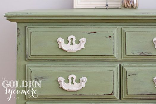 painted green furniture. Chalk Paint Green Dresser Diy Painted Beyond 2 Pinterest Furniture