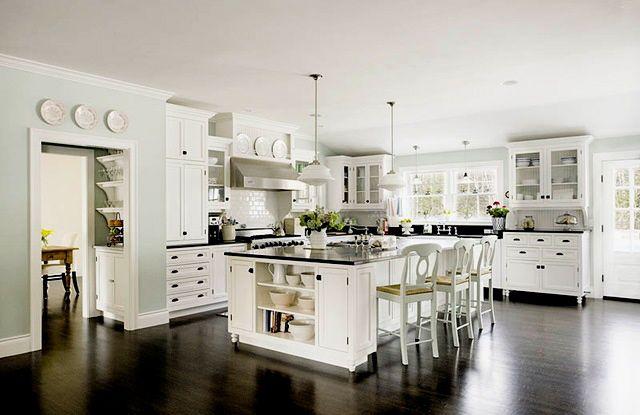 Best Interior Decor Spotlight Victoria Hagan White Kitchen 400 x 300
