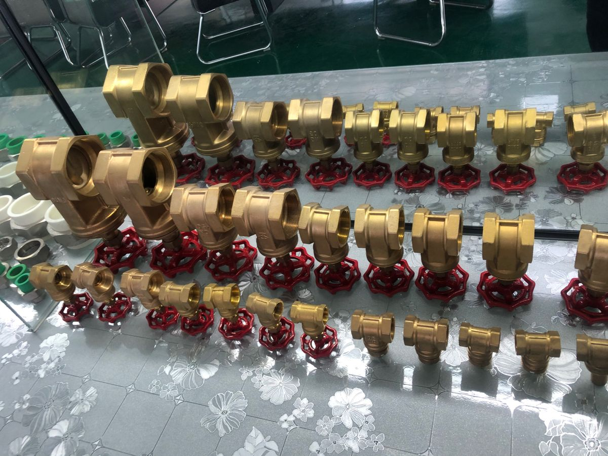 Brass gate valve 126 in 2020 gate valve brass