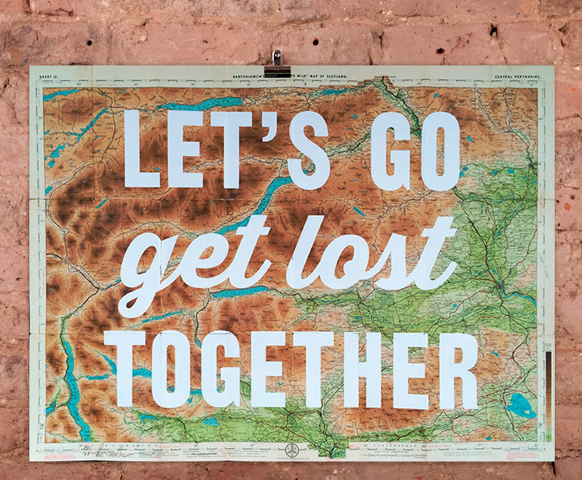 Let S Go Get Lost Together Letting Go Let It Be The Duff