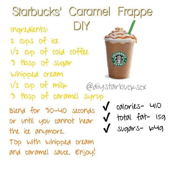 Karamell Frappe :) #starbucksfrappuccino Karamell Frappe :) #ketofrappucinostarbuc ... - Brad&Schokoladenrezepte