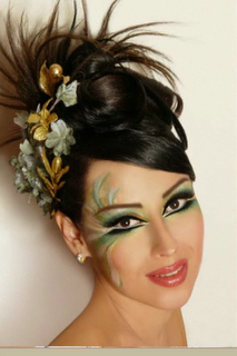 The Saudi Wedding Make Up Masquerade