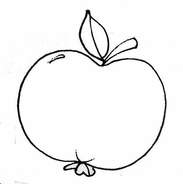 pomme dessin noir et blanc recherche google pomme pinterest searching. Black Bedroom Furniture Sets. Home Design Ideas