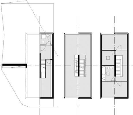 luigi snozzi casa grossi monte carasso suisse maison charly - plan de maisons modernes