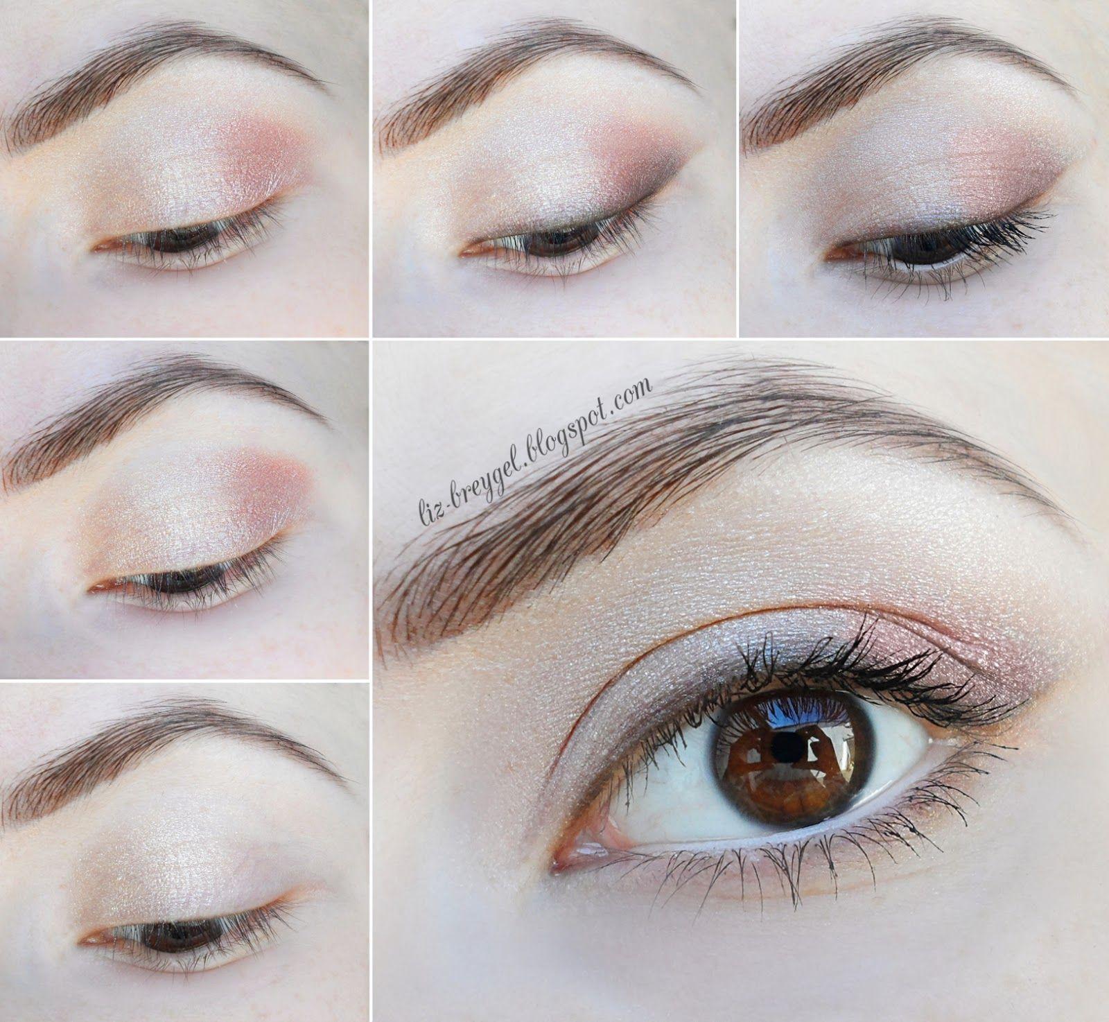 Simple Neutral Eye Makeup Tutorial Makeupview
