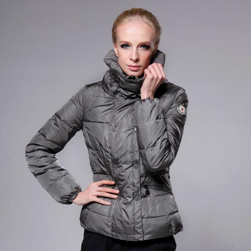 grey moncler jacket womens