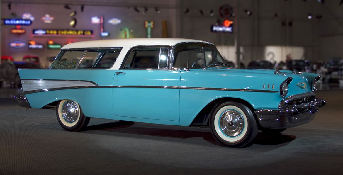 Amazing Cars Of The Gm Heritage Center 1957 Chevrolet Chevrolet Amazing Cars
