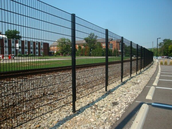 black welded wire fence. Image Result For Welded Wire Fence Black N