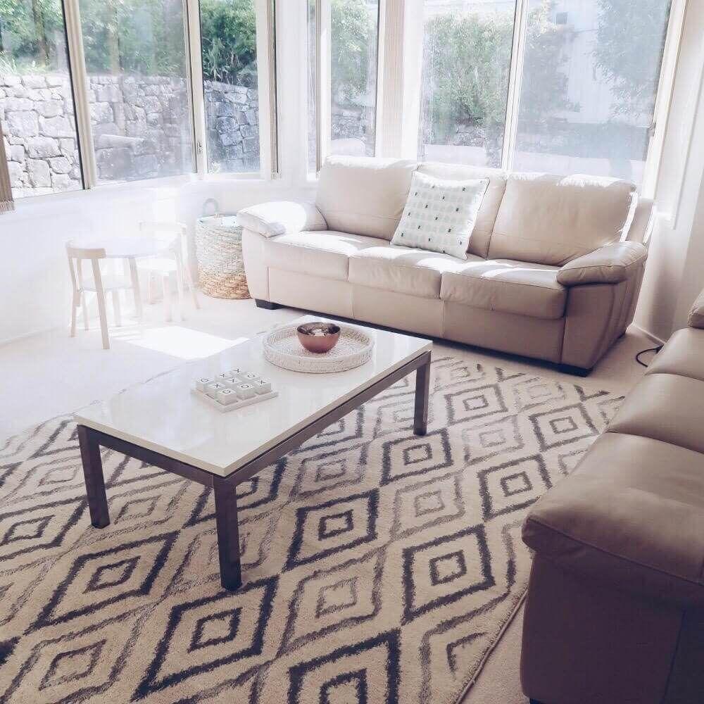Carpet Call Ebony Rug Review Living